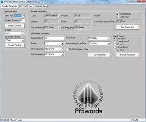Image 2 - ISO18000 860Mhz ~ 960Mhz Uhf Rfid Iso 18000 6C 6B Reader Writer Voor 18000 6B 18000 6C Copier Cloner Epc GEN2 Met Sdk Ontwikkeling