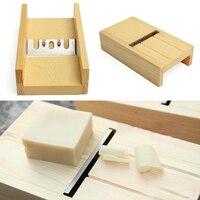 1pc Wooden Beveler Sharp Blade Soap Beveler Planer Candle Mold Cutter For DIY Craft Making Tool