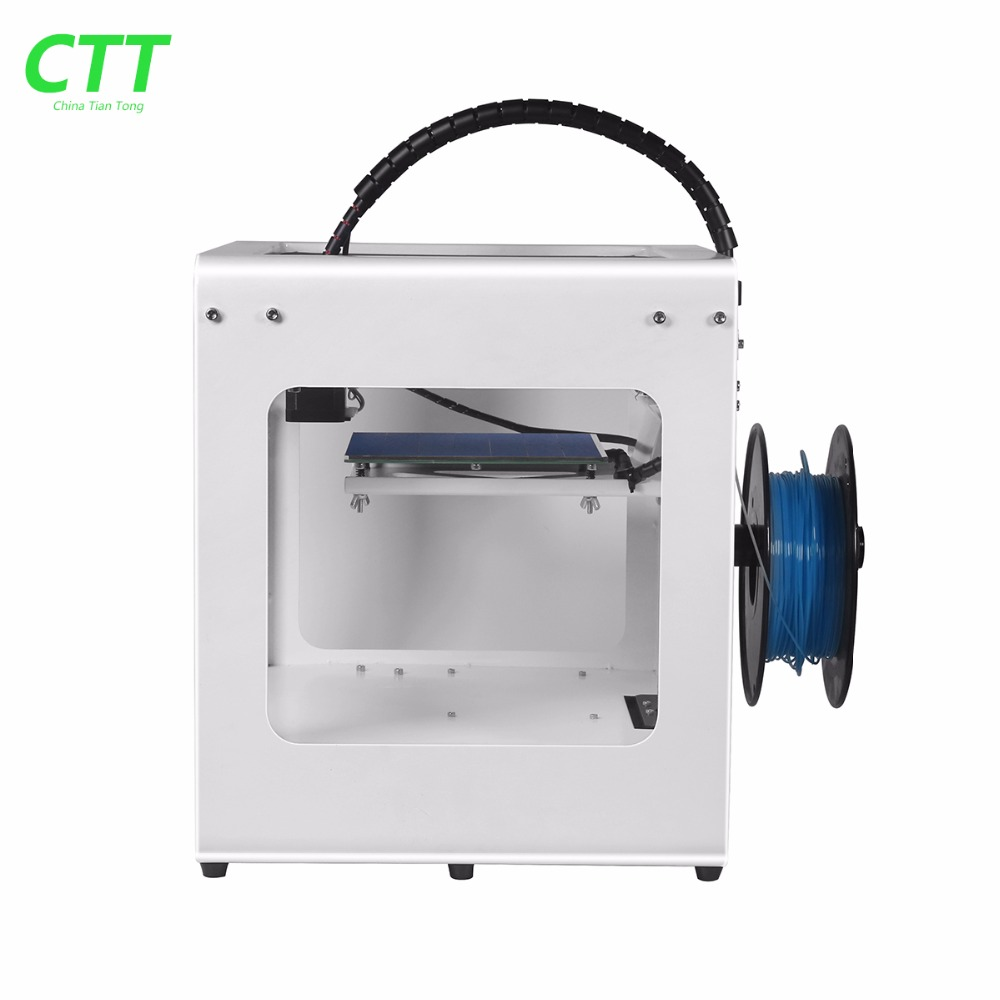 High quality new arrival D16 3D printer touchscreen high accuracy and fast printing speed with 1kg filament flsun 3d printer big pulley kossel 3d printer with one roll filament sd card fast shipping