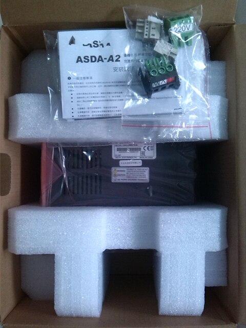 ASD A2 1021 L ASDA A2 220V 1KW AC Servo Drive with Full Closed Control New