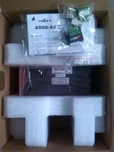 Servomoteur AC, commande ASD A2 1021 L, ASDA A2, 220V, 1kw, contrôle entièrement fermé, nouveau