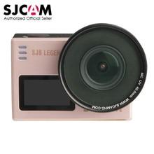 SJCAM Accessories SJ6 MC UV Lens 40.5mm with Protection Cap Anti-Scratch Lens UV Lens Protector For SJ6 Legend 4K Action Camera