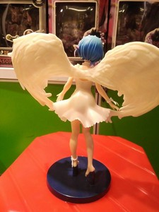 Image 4 - アニメ再: 別の世界での生活から零図おもちゃ天使レムpvcアクションフィギュア模型玩具ギフト
