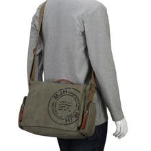 Fashion Man Business Cross body Bag Printing Male Travel Handbag