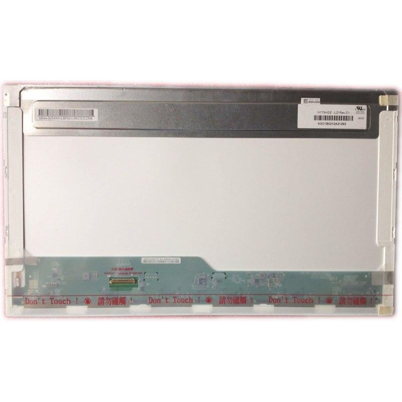 LALAWIN N173HGE-L21 B173HW01 V.0 V.2 B173WH02 V.0 LP173WF1-TLA1 TLA2 17.3 inch Laptop Lcd Screen 1920*1080 with 40 pinLALAWIN N173HGE-L21 B173HW01 V.0 V.2 B173WH02 V.0 LP173WF1-TLA1 TLA2 17.3 inch Laptop Lcd Screen 1920*1080 with 40 pin