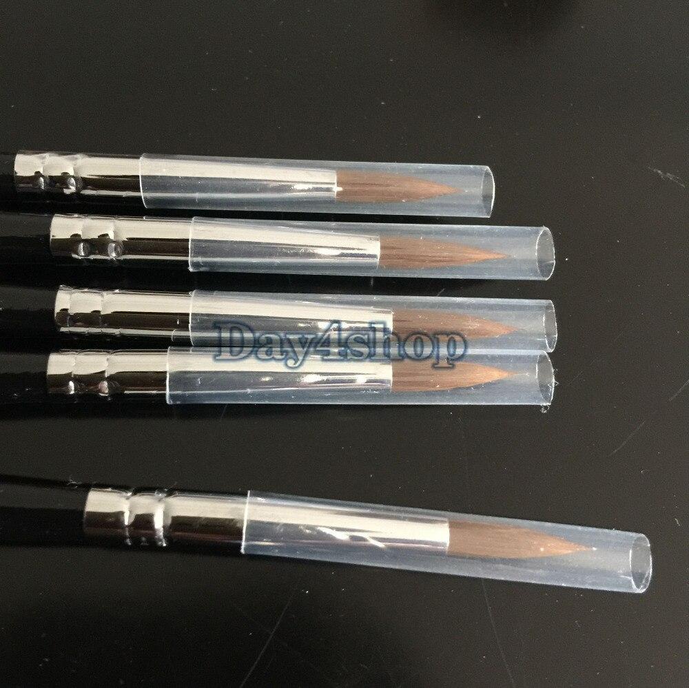 5pcs Dental Porcelain Brush Pen 7# Dental Lab Equipment