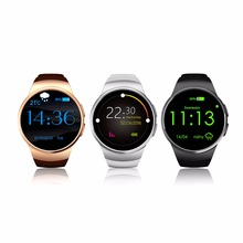 Bluetooth Smart Watch Phone KING WEAR KW18 Sim TF Card Heart Rate Smartwatch