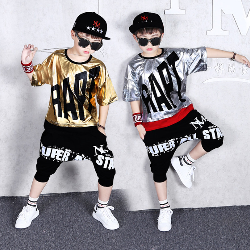 Summer Baby T Shirt + Shorts Suit Kids Clothes Cotton Casual Children Clothing Boy Set Toddler Tracksuit Boys Clothes Teenager 1