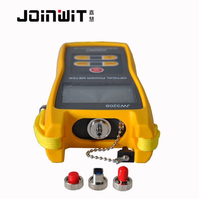 JoinWit JW3208A Portable Optical Power Meter -70~+3dBm with FC SC ST ConnectorJoinWit JW3208A Portable Optical Power Meter -70~+3dBm with FC SC ST Connector