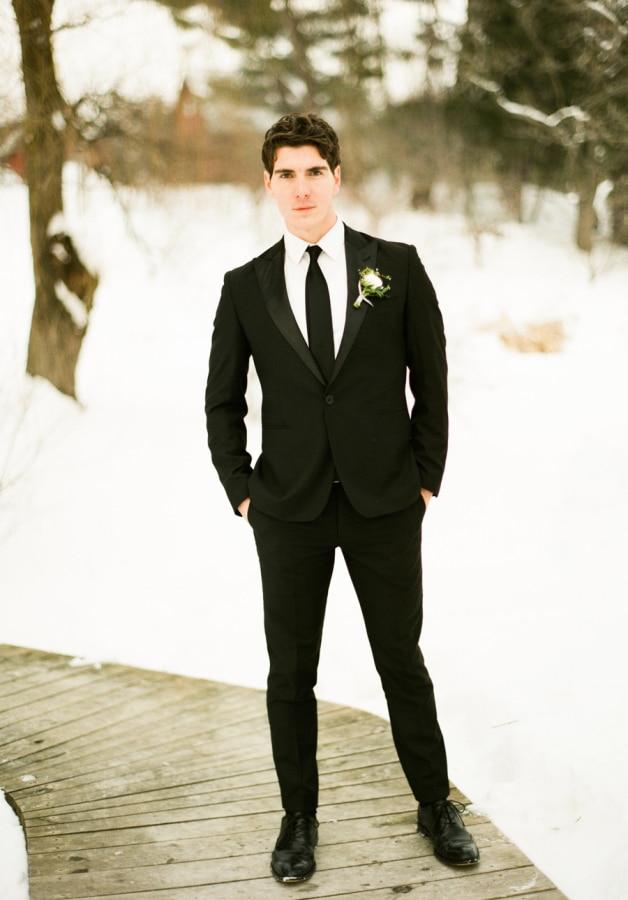 Mucielee Men Prom Suits Terno Slim Fit Blaser Masculino Slim Vintage ...