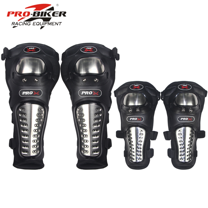 Motorcycle Safety Gear >> Free Shipping New Arrive Pro Biker Knee Pads Motorcycle Knee Motion