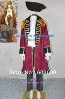Hetalia Axis Powers Spain Antonio Fernandez Carriedo Cosplay Costume ACGcosplay