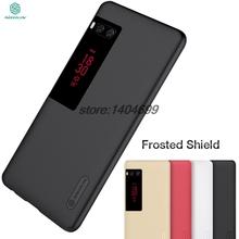 Meizu Pro 7 Plus Case Meizu Pro 7 Plus Matte Cover Nillkin Frosted Shield Back Case For Meizu Pro 7 Plus cheap Half-wrapped Case Anti-knock