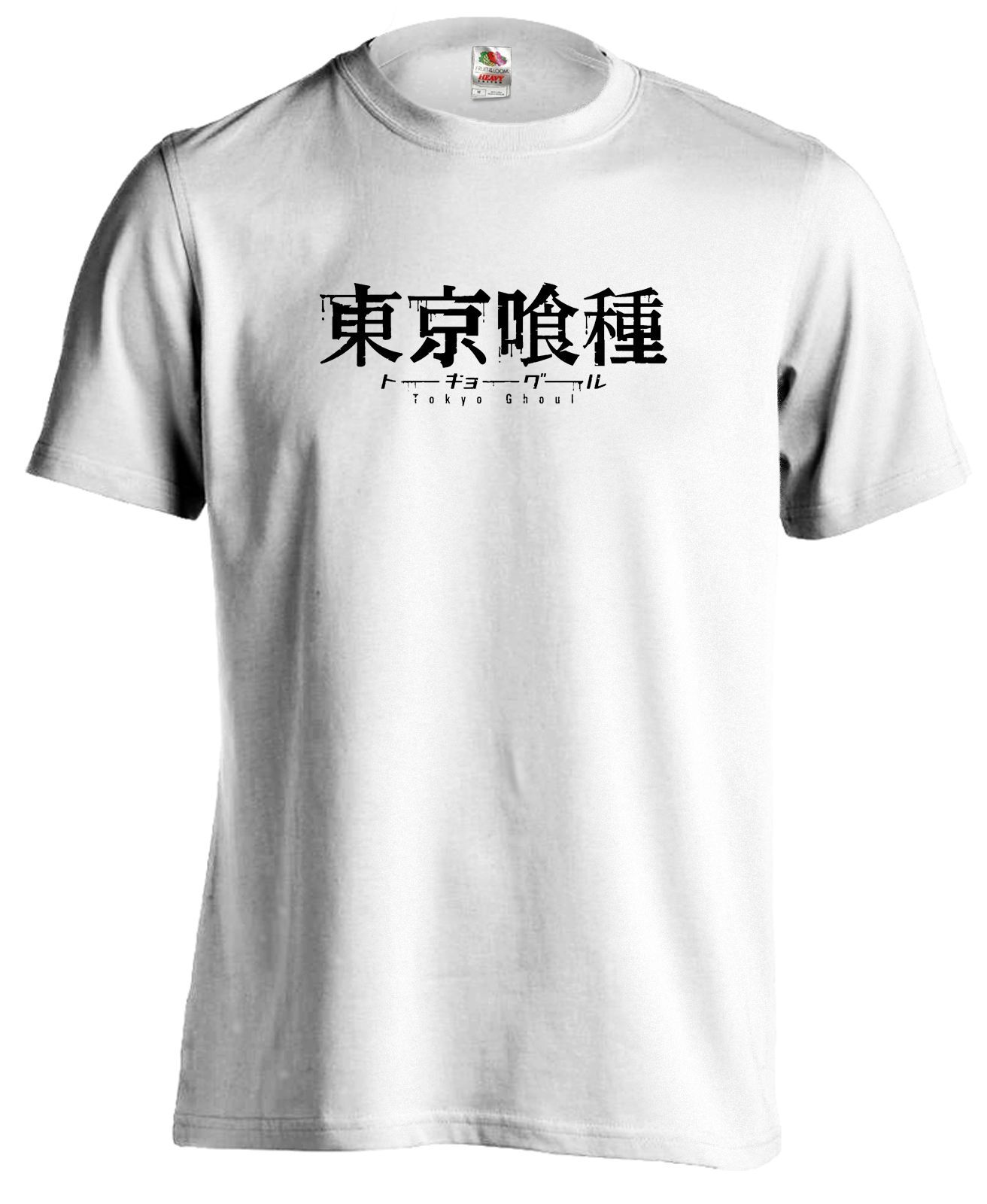 Tokyo Ghoul Japanese Logo Kaneki Manga Anime T shirt Tee New T Shirts Funny Tops Tee New Unisex Funny Tops in T Shirts from Men 39 s Clothing