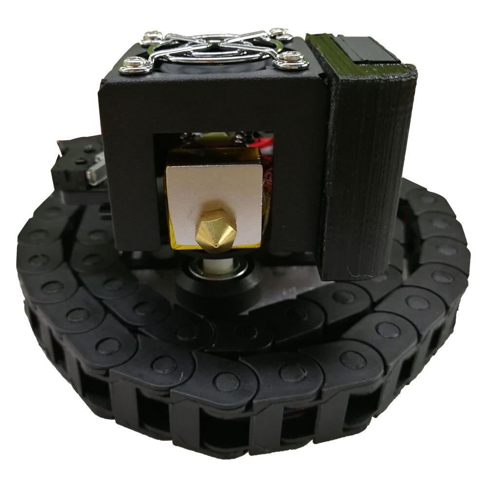 Tronxy X5 3D imprimante complète Extrudeuse avec remorque thermistance 100 k de refroidissement ventilateur chauffage tube Remorque longueur 700mm pour DIY kit - 3