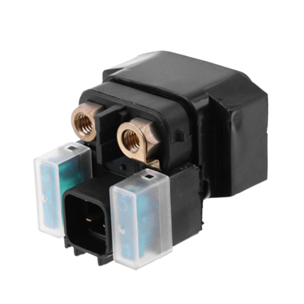 Image 2 - 1 Pcs Copper Electric Starter Relay Solenoid Magnetic Switch Replacement For Suzuki VL1500/GSXR600/GSXR600F/katana/SV1000 52 mm-in Motorcycle Switches from Automobiles & Motorcycles