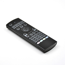 Backlit MX3 Mini Wireless Keyboard Smart Remote Control