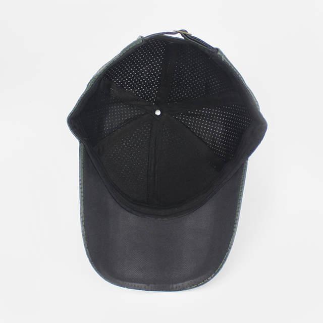 b672136a143 Fashion PU Breathable Warm Green Baseball Cap Women Black Hats for men  Trucker Cap Snapback Winter