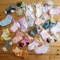 2017 new hot new meias de algodão bonito da menina do menino do bebê são estilos de piso meias bebê bonito dos desenhos animados coelho flor macia