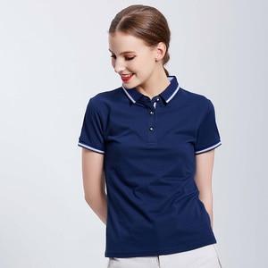 Image 4 - Custom embroidery polo shirt, embroidered business polo shirt, embroidery polo Shirt Uniform Workwear custom
