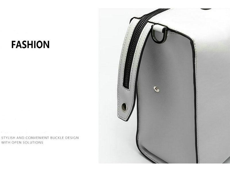 HTB1FvfGSPDpK1RjSZFrq6y78VXah YINUO PU Leather Handbag High Capacity Shoulder Bag For 14inch Laptop Bag Briefcase Waterproof Detachable Summer Bag