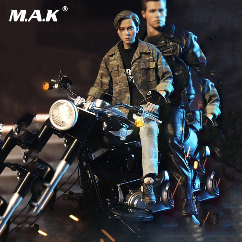 For Collection 1/6 Scale MF10 Teenager Connor Terminator 2 Young John Figure Toy Colletible Model ToysFor Collection 1/6 Scale MF10 Teenager Connor Terminator 2 Young John Figure Toy Colletible Model Toys