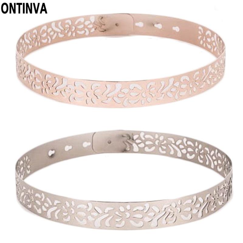 Popular Rose Gold Metal Belt-Buy Cheap Rose Gold Metal ...