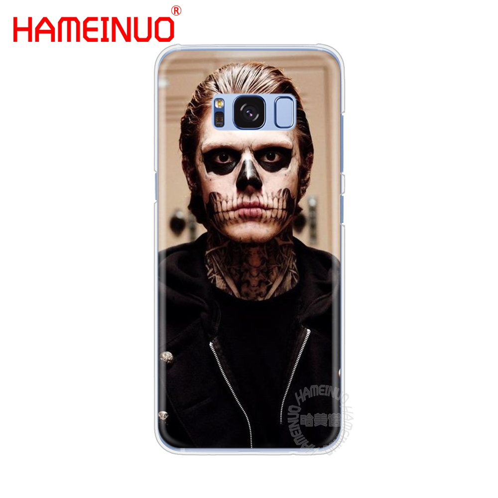 Hameinuo психопат Эван Питерс ужас сотовый телефон чехол для Samsung Galaxy E5 E7 note 3,4, 5 8 On5 On7 Grand G530 2016