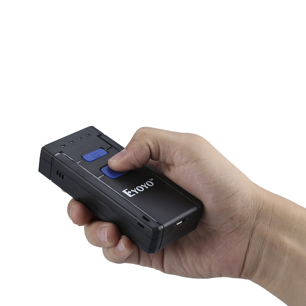 2.4G Scanner Last Mini 16