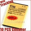 Eb484659vu bateria para SAMSUNG Galaxy W I8150 S5820 W689 S5690 T759 I8350 S8600 M930 i110 R730 i677 Batterie Batterij