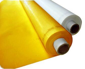 Freeshipping! Discount 5 meters 300M 120T yellow polyester silk screen printing mesh 127CM/50