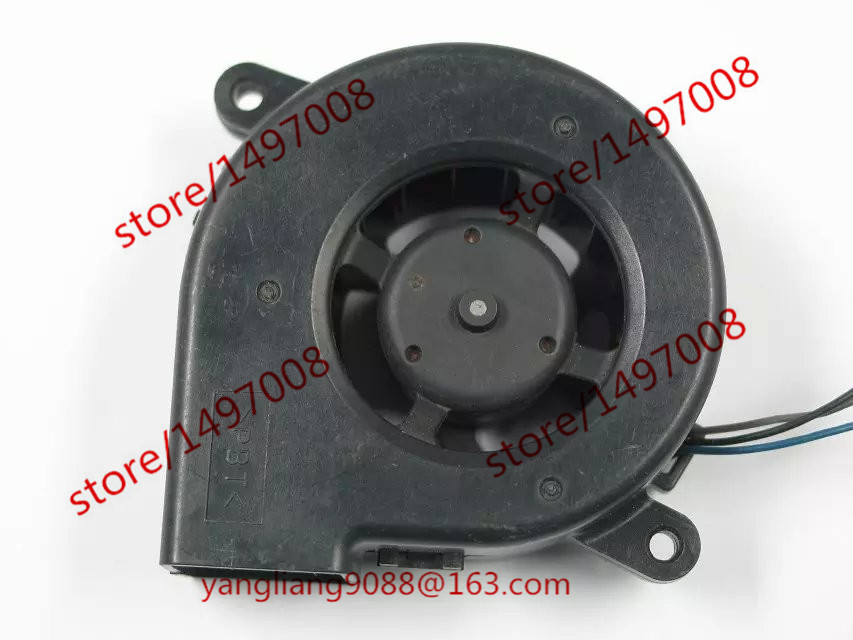 Emacro    T60DH1201A DC 12V 230MA  3-Pin    Server Blower  fan free shipping emacro sf7020h12 61as dc 12v 250ma 3 wire 3 pin connector 65mm6 server cooling blower fan