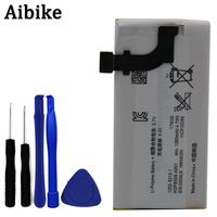 Aibike New Original Mobile Phone Battery AGPB009 A001 FOR Sony Ericsson Xperia P LT22 LT22I Battery