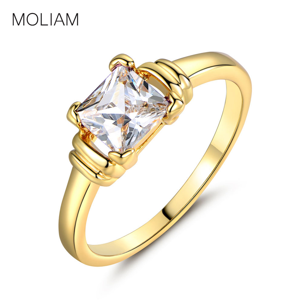 moliam 2017 new fashion womens rings high quality cubic zirconia crystal engagement ring size 56789 mlr003 mlr007 - High Quality Cubic Zirconia Wedding Rings