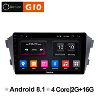 Android 8.1 Unit Car DVD player For Geely GX7 SX7 2012 2013 2014 Chinese Car radio stereo GPS navigation Intelligent Multimedia