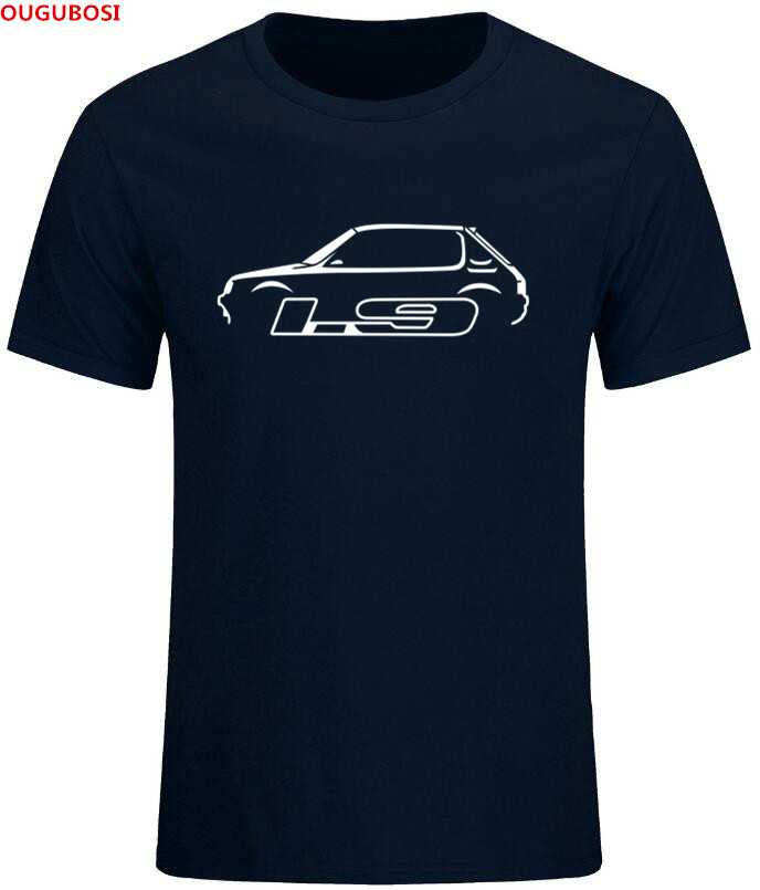free shipping Details about PEUGEOT 205 GTI 1.9 INSPIRED CLASSIC CAR T-SHIRT 2018 ...