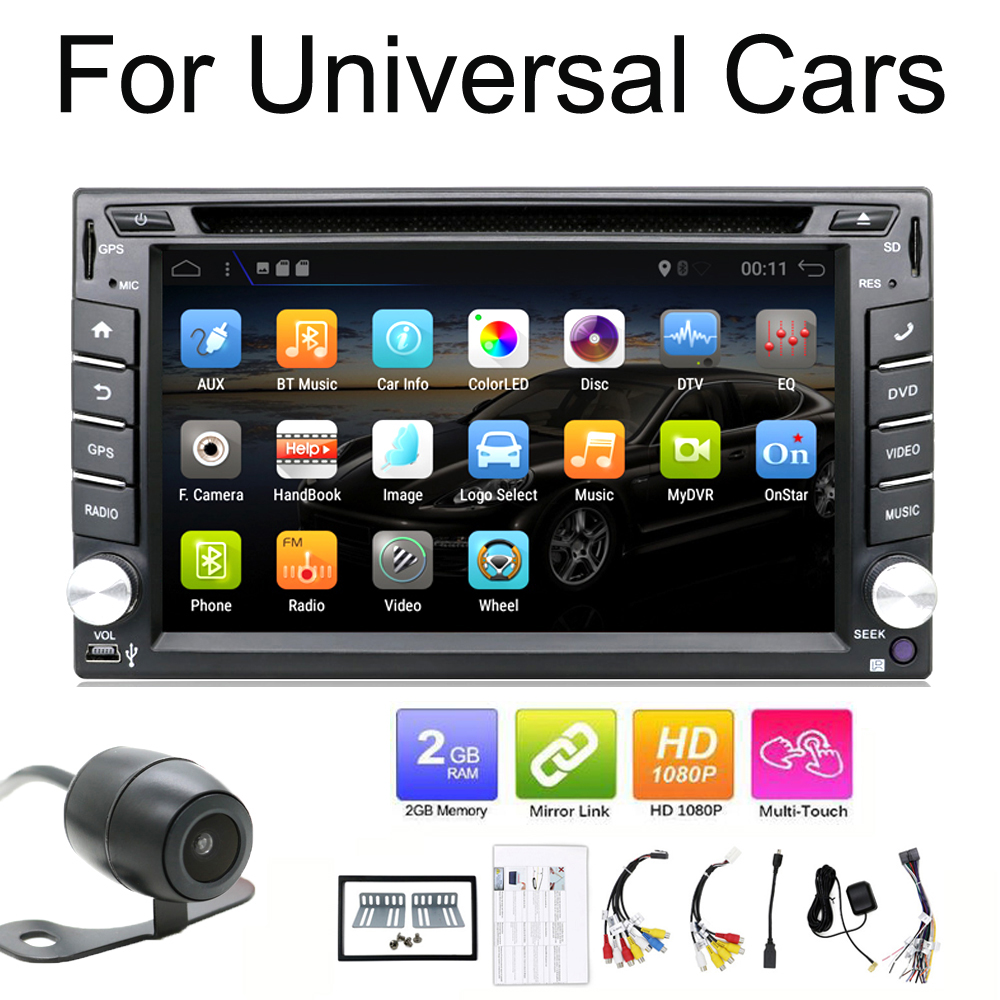 2 din android car radio tape recorder audio stereo For Universal 2din autoradio car dvd GPS Navigation Steering-Wheel Wifi Map 2din car pc dvd gps navigation for 2din car map dvd player car autoradio multimedia stereo audio sd usb bluetooth steering wheel