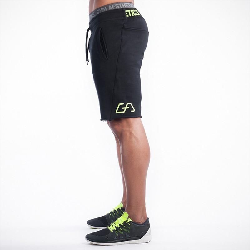 2017 מכנסי גברים חדשים קיץ מכנסי מכנסיים קצרים מכנסי מכנסיים קצרים גברים מכנסי מכנסי טרנינג גברים באורך הברך