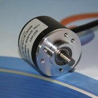 AB Two Phase 5 24V 400 Pulses Incremental Optical Rotary Encoder 1Pcs Set