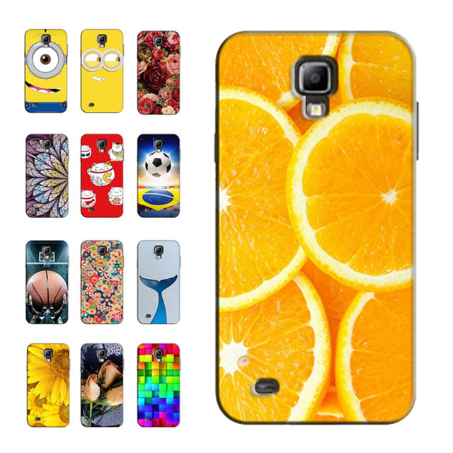 Printed Phone Cases for Samsung (Galaxy S4 Active) S 4 IV Active GT-i9295 5.0 inch Original Back Cover Case Skin Coque Capa