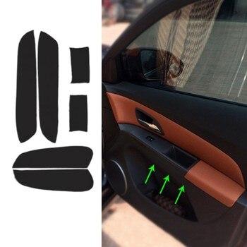 цена на For Chevrolet Classic Cruze 2009 2010 2011 2012 2013 2014 2015 Car Door Armrest Panel/ Center Dashboard Microfiber Leather Cover