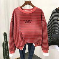 2018 Winter Women Hoodies Sweatshirt print NEW Casual Long Sleeve Slim Pullovers