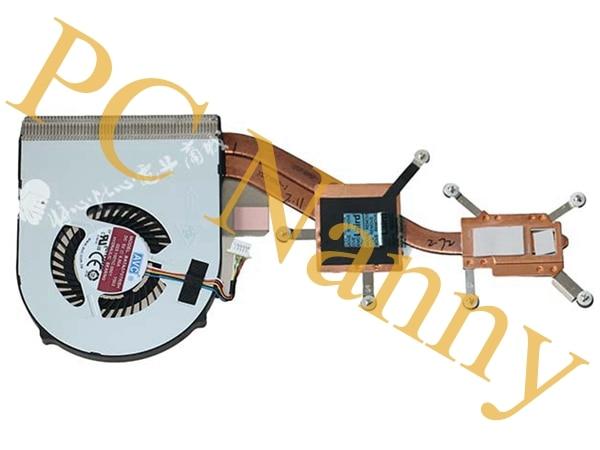 ФОТО Genuine For Lenovo ThinkPad Yoga 14 00HT873 Heatsink Cpu Cooler Cooling Fan