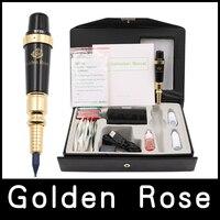 Бесплатная Доставка 1 компл. тайвань оригинальный США гигантские солнца Золотая Роза татуировки татуаж машина для бровей губ Татуировки