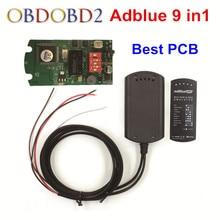 Adblue Эмулятор 9 в 1 эмуляции AdBlue 9in1 не нужно Программное обеспечение лучше, чем AdBlue 8 в 1 для 9 Тип грузовиков Евро 4 и 5 Бесплатная доставка