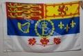 Канадский Королевский флаг, Лидер продаж, товары 3x5 футов, 150x90 см, баннер, латунные металлические отверстия