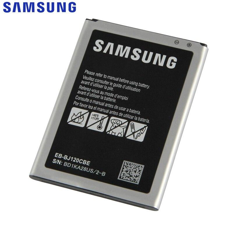 Original Samsung Batterie Für Samsung Galaxy Express 3 SM-J120A SM-J120F SM-J120F J120 J120h J120ds EB-BJ120CBU mit NFC J1 2016