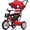 2016 Novo Ultra Luz de três Rodas Crianças Carrinho de Buggy Carrinho De Bebê Carro Carrinho de Criança Carrinho de bebê De Alta qualidade 1-5 anos