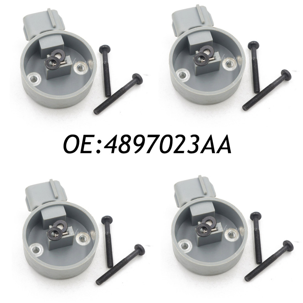 New 4pcs 4897023AA Camshaft Position Sensor For Jeep