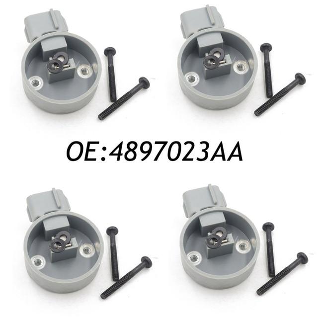 New 4pcs 4897023AA Camshaft Position Sensor For Jeep